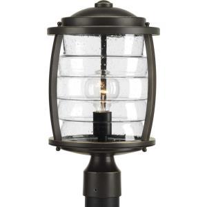 Signal Bay - 1 Light Outdoor Post Lantern