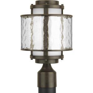 Bay Court - One Light Outdoor Post Lantern