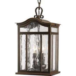 Meadowlark - 3 Light Outdoor Hanging Lantern