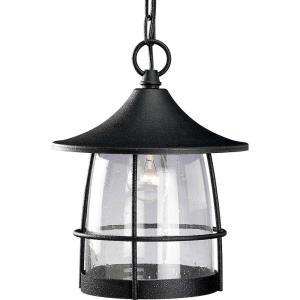 Prairie -one light hanging lantern