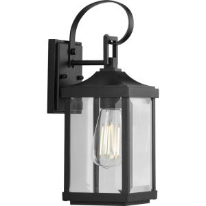 Gibbes Street - 15.125 Inch Height - Outdoor Light - 1 Light - Line Voltage - Wet Rated