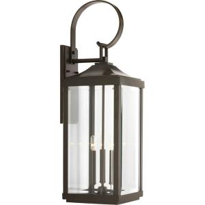 Gibbes Street - Three Light Outdoor Large Wall Lantern
