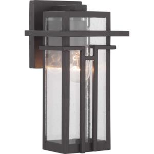 Boxwood - Outdoor Light - 1 Light in Modern Craftsman and Modern Mountain style - 6.25 Inches wide by 11.75 Inches high