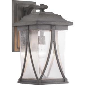 Abbott - One Light Outdoor Large Wall Lantern