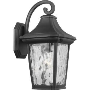 Marquette - 16 Inch Height - Outdoor Light - 1 Light - Line Voltage - Wet Rated