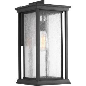 Endicott - Outdoor Light - 1 Light in Modern Craftsman and Modern style - 8.88 Inches wide by 18 Inches high