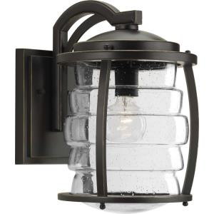 Signal Bay - 1 Light Large Outdoor Wall Lantern