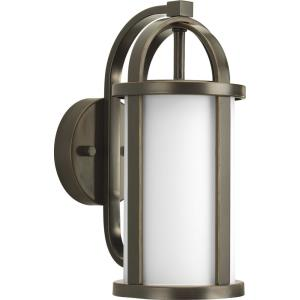Greetings - 12.75 Inch 1 Light Outdoor Wall Lantern