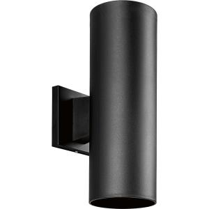 Cylinder - Outdoor Light - 2 Light - - Damp Rated in Modern style - 5 Inches wide by 14 Inches high