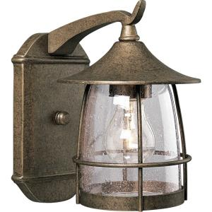 Prairie - 9.125 Inch Height - Outdoor Light - 1 Light - Line Voltage - Wet Rated