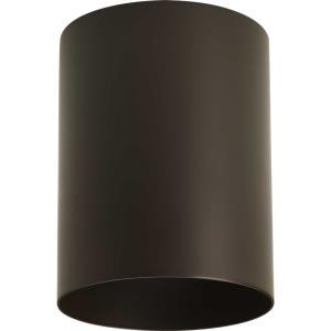 Cylinder - One light flush mount