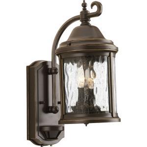 Ashmore - 2 Light Outdoor Wall Lantern