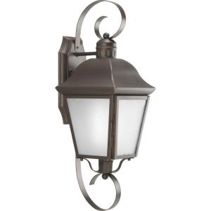 Andover - One Light Outdoor Wall Mount