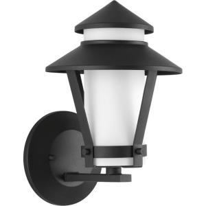 Via - 10.63 Inch 1 Light Outdoor Wall Lantern