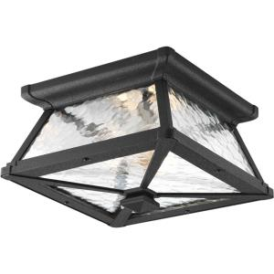 Mac - 6.875 Inch Height - Outdoor Light - 2 Light - Line Voltage - Damp Rated