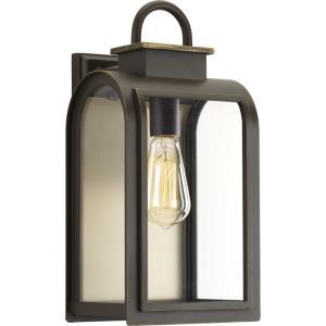 Refuge - One Light Medium Outdoor Wall Lantern