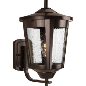 East Haven - One Light Large Outdoor Wall Lantern