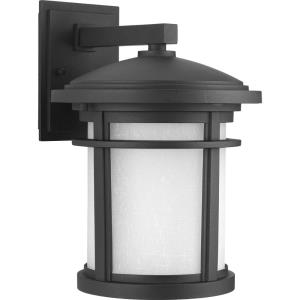 Wish LED - 12.5 Inch Height - Outdoor Light - 1 Light - Cylinder Shade - TRUE - Line Voltage - Wet Rated