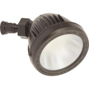 Security Light - 5 Inch 13W 1 LED Flood Light Head