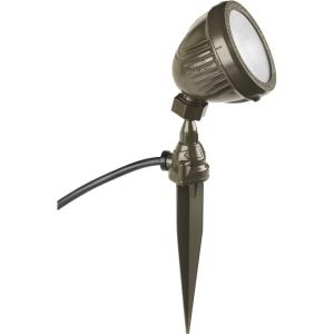 """13.5"""" 13W 1 LED Outdoor Flood Light with Spike"""
