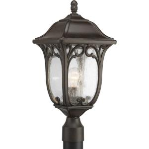 Enchant - 1 Light Outdoor Post Lantern