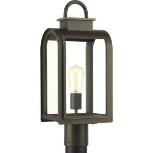 Refuge - Outdoor Light - 1 Light in Coastal style - 8 Inches wide by 18.63 Inches high