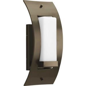 Peek-A-Boo - 1 Light Medium Outdoor Wall Lantern