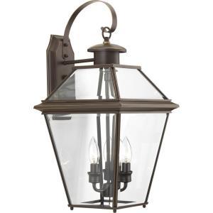 Burlington - 3 Light Large Outdoor Wall Lantern