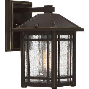 Cedar Point - 9.75 Inch 1 Light Outdoor Hanging Lantern