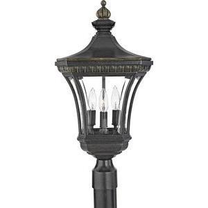Devon - 3 Light Medium Post Lantern