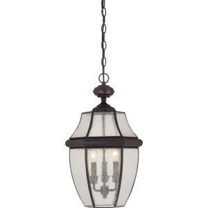 Newbury - 3 Light Outdoor Hanging Lantern