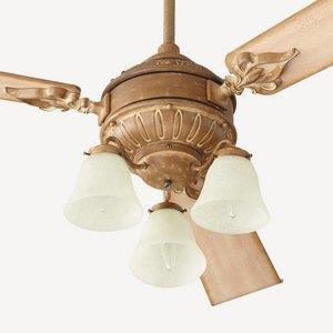 Brewster - Three Light Fan Kit
