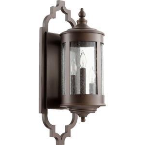 Mayfair - Three Light Outdoor Wall Lantern
