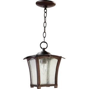 Gable - One Light Outdoor Pendant