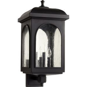 Fuller - Four Light Outdoor Wall Lantern