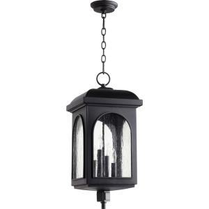 Fuller - Four Light Outdoor Hanging Lantern