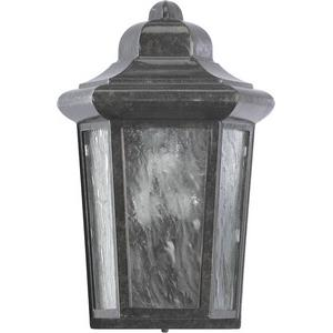 One Light Outdoor Ceiling/Wall Mount