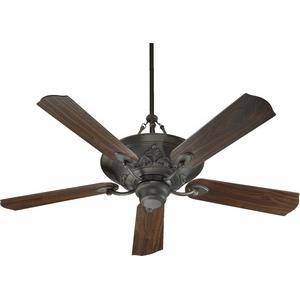 """Salon - 56"""" Ceiling Fan with Light Kit"""
