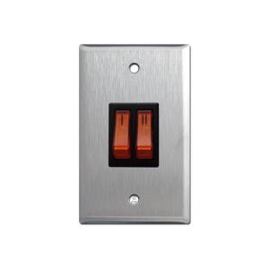 Accessory - Single Switch Plate Assembly for 2 Stage Patio Heaters