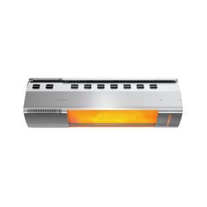 BistroSchwank - 44 Inch 50000 Btu Natural Gas Overhead Outdoor Patio Heater