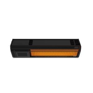 SupremeSchwank - 30.5 Inch 23000 Btu Natural Gas Overhead Outdoor Patio Heater