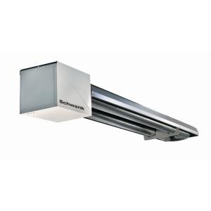 127 Inch 40000 Btu Natural Gas U Tube Residential Heater