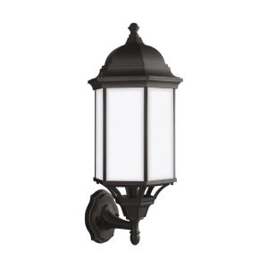 Sevier - 1 Light Large Outdoor Wall Lantern