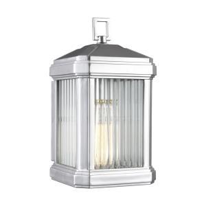 Gaelan - 14.25 inch 9.3W 1 LED Medium Outdoor Wall Lantern