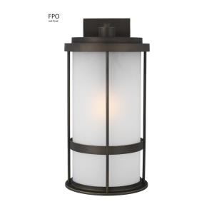 Wilburn - 1 Light Large Outdoor Wall Lantern
