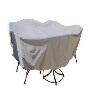 "128"" Oval Table/Chair Cover"