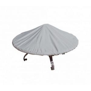 "Protective Cover for 42""- 60"" Round Chat/Fire Pit"
