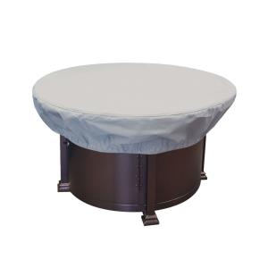36 Inch Round Fire Pit/Ottoman Cover