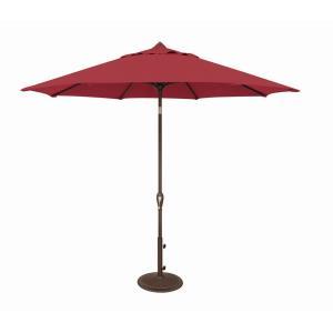 Aruba - 9' Octagon Auto Tilt Umbrella