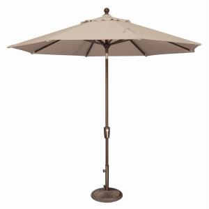 Catalina - 9' Octagon Push Button Tilt Umbrella